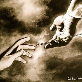 Carla Carson - The Hand of God