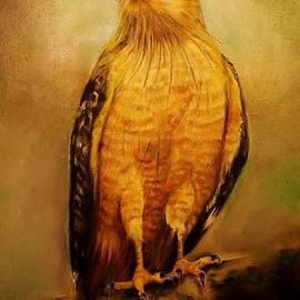 The Hawk by Jean Cormier