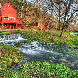 Gregory Ballos - The Hodgson Mill - Missouri