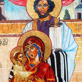 The Holy Family  by Ryszard Sleczka