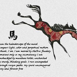 Ellsbeth Page - The horse