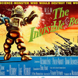 Gianfranco Weiss - The Invisible Boy Poster