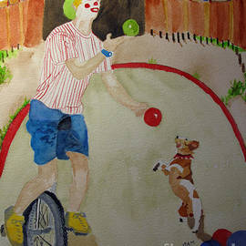Sandy McIntire - The Juggler