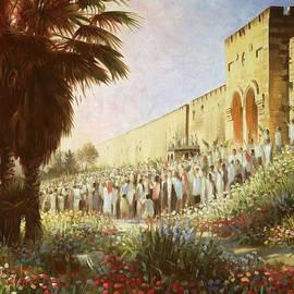Graham Braddock - The King is Coming  Jerusalem