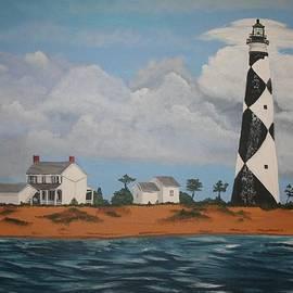 Ambre Wallitsch - The Lighthouse
