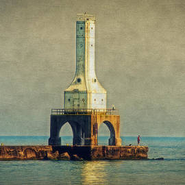 Mary Machare - The Lighthouse and the Fisherman