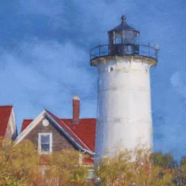 Jean-Pierre Ducondi - The Lighthouse at Nobska Point