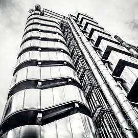 The Lloyd's Building by Jonathan Hughes