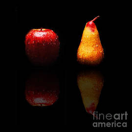 Andee Design - The Lonely Apple And Tears Of A Sad Pear