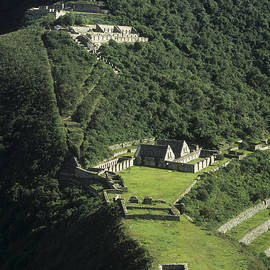 James Brunker - The Lost City of Choquequirao