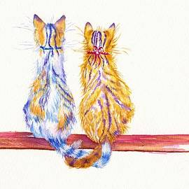 The Love Cats by Debra Hall