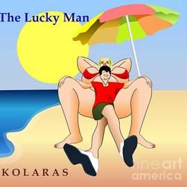 The Lucky Man by Manos Kolaras