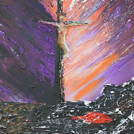 Alys Caviness-Gober - The Man On The Cross