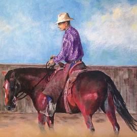 R Adair - The Mustang Trainer