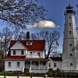 Deborah Klubertanz - The NorthPoint Lighthouse