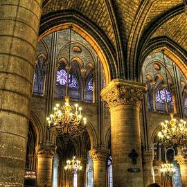 Ines Bolasini - The Notre Dame Archs