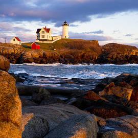 Steven Ralser - The Nubble Lighthouse