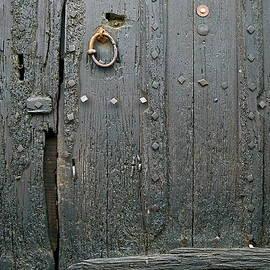 France  Art - The Old Door