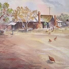Glenda Bosanquet - The Old farm
