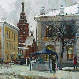 Juliya Zhukova - The old Yaroslavl