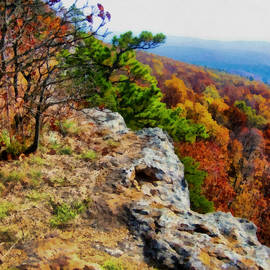 The Ozarks in Autumn