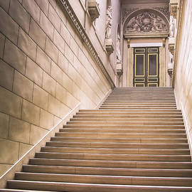 Janelle Yeager - The Palace Stairs
