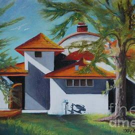 The Pavilion by Joy Bradley