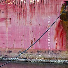Carolyn Marshall - The Peggy Palmer Barge