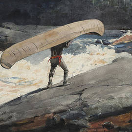Winslow Homer - The Portage