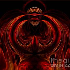 Giada Rossi - The power of prayer - digital art by Giada Rossi