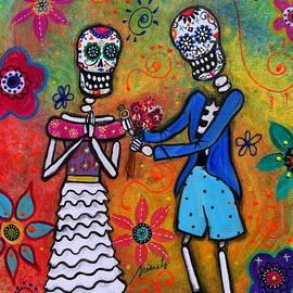 Pristine Cartera Turkus - The Proposal Day Of The Dead
