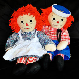 The Raggedy Twins by Donna Proctor