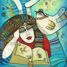 The Reader by Albena Vatcheva