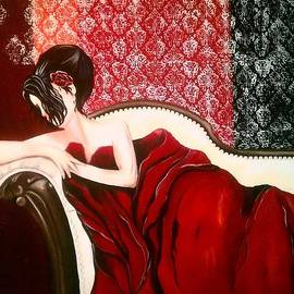 Michelle Pope - The Red Blanket