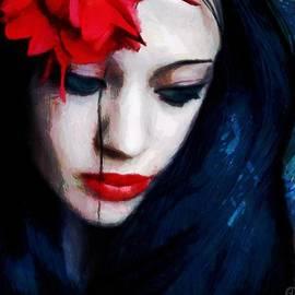 Gun Legler - The red flower