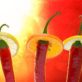 The Red - The Hot - The Chili by Alexander Senin
