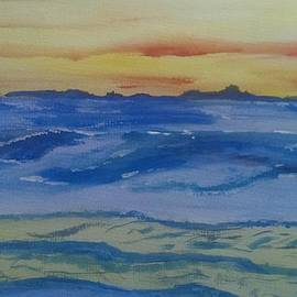 Judi Goodwin - The Sandbank