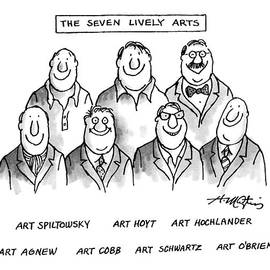 The Seven Lively Arts