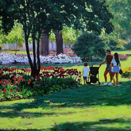 The Sherwood Meeting by David Zimmerman