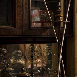 Heather Applegate - The Smoking Room