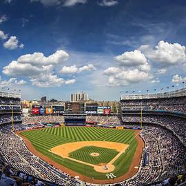 The Stadium by Rick Berk