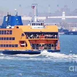 The Staten Island Ferry by Marcus Dagan