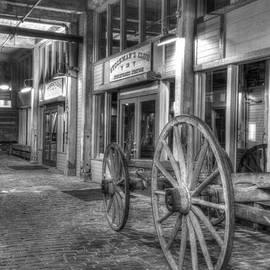 Paul Quinn - The Stockyards Wagon
