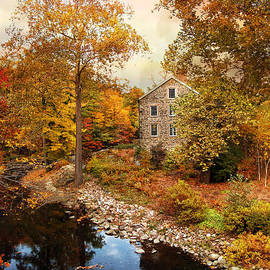 Jessica Jenney - The Stone Mill in Autumn