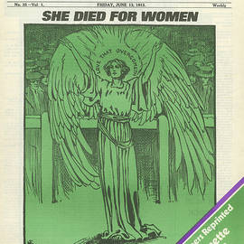The Advertising Archives - The Suffragettes 1913 1910s Uk