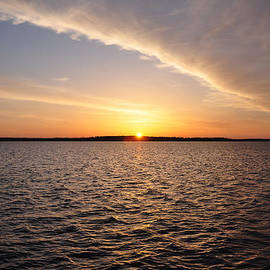 Bill Cannon - The Sun Coming Up on the Chesapeake