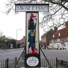 The Swaffham Pedlar by Richard Reeve