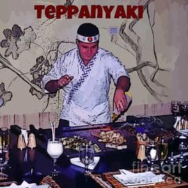 John Malone - The Teppanyaki Cooking Show
