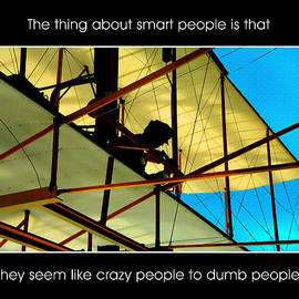 Mike Flynn - The Thing about Smart People