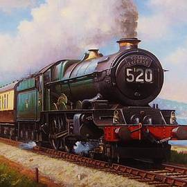 Mike Jeffries - The Torbay Express.